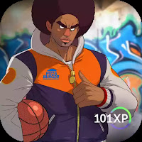 Basketball Crew 2K19 – Streetball Bounce !  Mod Apk Always Goal (Pve) + Obb