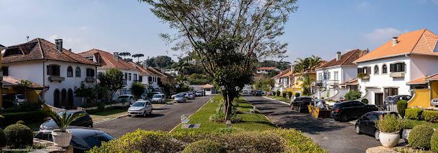 Vila Camões, um dos primeiros condomínios de Curitiba