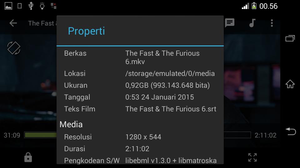 MX Player Pro Terbaru