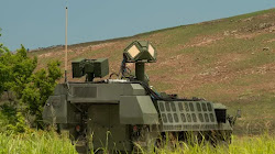Quân đội Hoa Kỳ đánh giá xe chiến đấu Stryker được trang bị laser