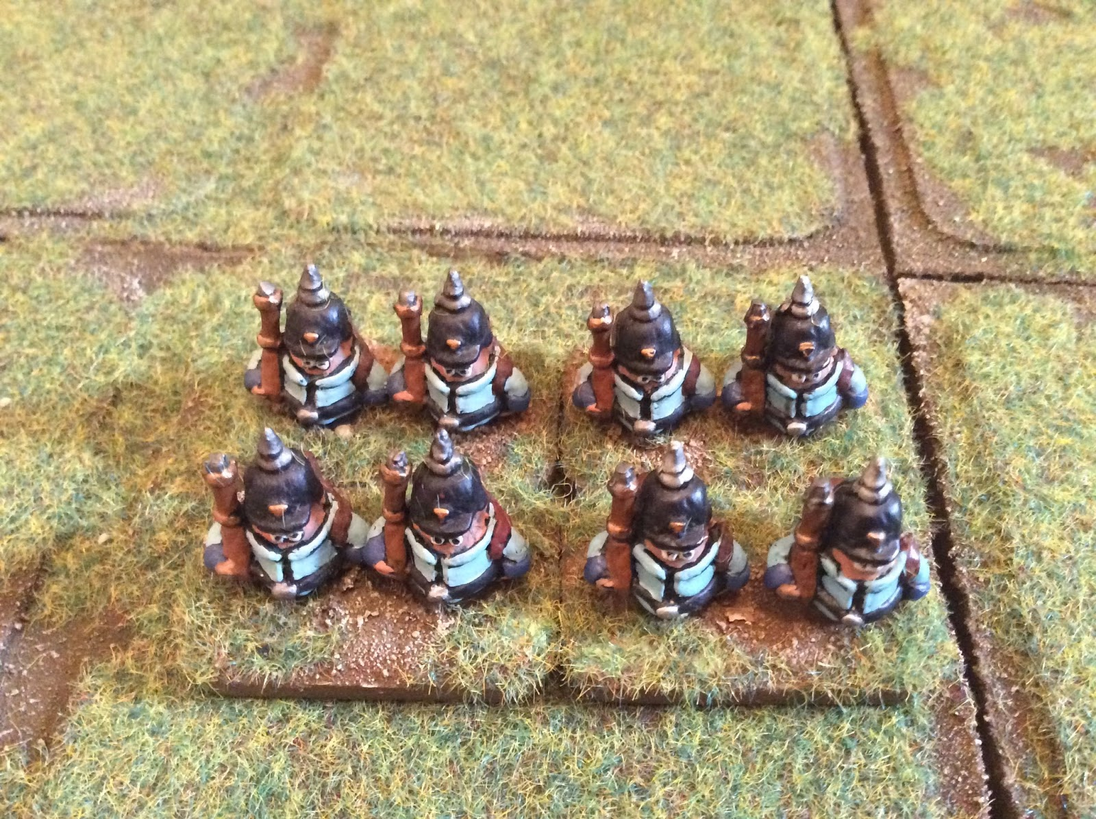 Bomenburst Infantry