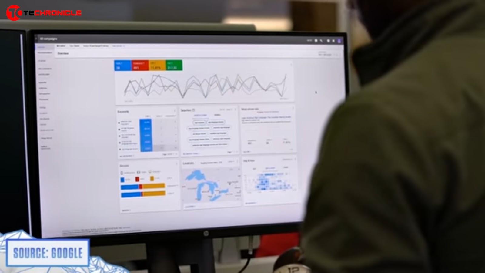 Google Data Theft Techronicle