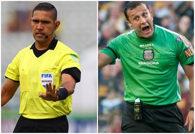 Confirmados árbitros para el debut de la Selección Colombia en las Eliminatorias Mundialistas