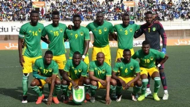 تشكيل مبارة موريتانيا امم افريقيا 2019 عبر سوفت سلاش