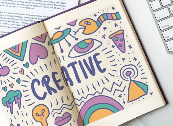 How To Be More Creative: 4 Simple Steps