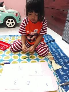 4 Idea Mengajar Operasi Tambah dan Tolak Untuk Anak Tadika