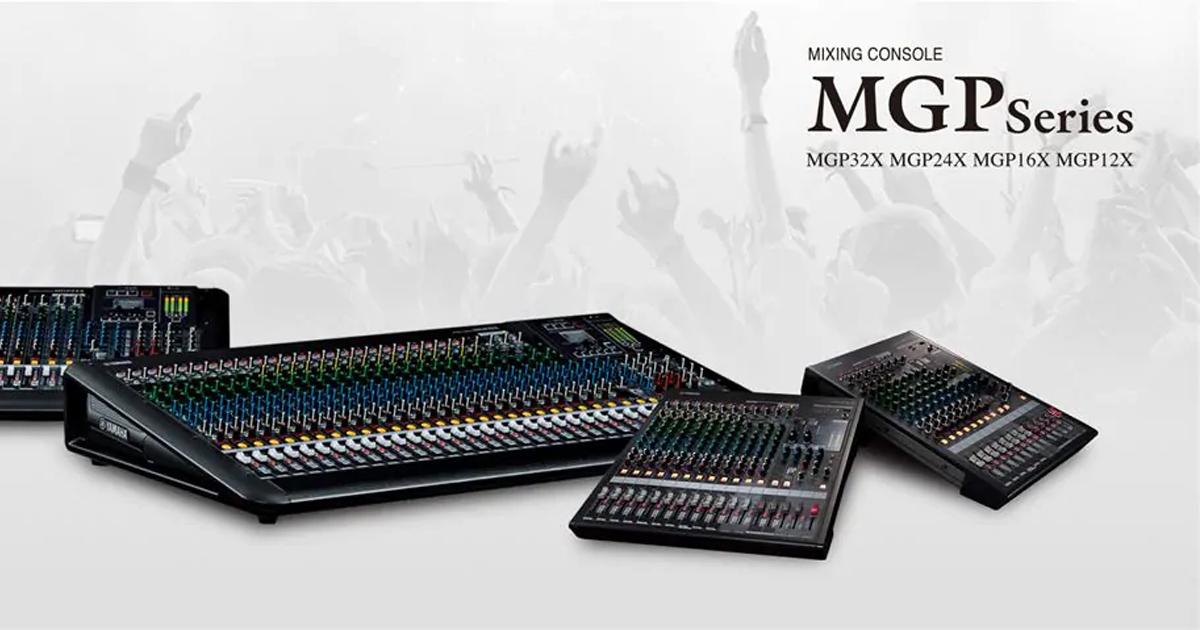 Bán Bàn Mixer Yamaha MGP32X Giá Rẻ