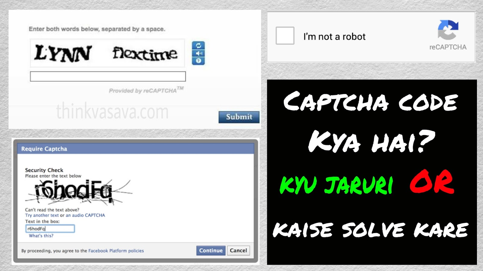 How To Solve Captcha