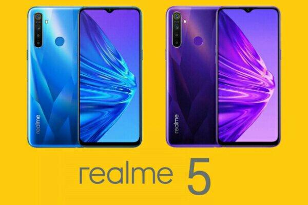 Spesifikasi Dan Kelebihan Hp Realme 5 Lengkap Dengan Harga Pasarnya Tekinfunis