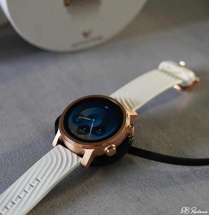 Charging the Moto 360 3rd Gen Smartwatch