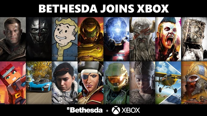 Bethesda, Arkane, MachineGames, and More Officially Join Team Xbox
