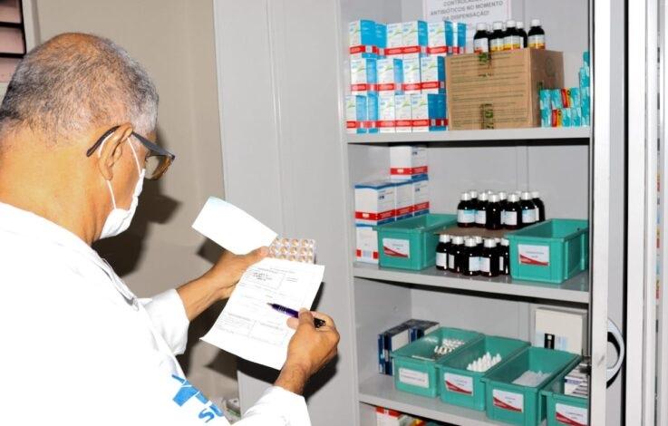 Prefeitura de Juazeiro compra R$ 1,5 milhão em medicamentos e insumos para atender pacientes e abastecer unidades de saúde