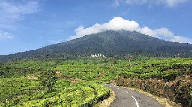 Nama-nama Gunung dari yang Tertinggi Sampai Terendah di Sumatera Selatan