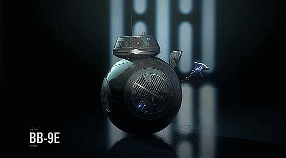 BB-9E in Star Wars Battlefront 2: best cards and tips