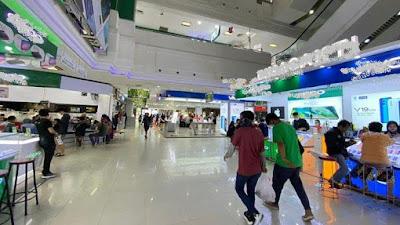 Mal di medan Tutup karena Corona, bertambah lagi,  Mulai Hari ini Plaza Millenium ICT Center Tutup Sementara