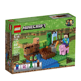 Minecraft The Melon Farm Lego Set
