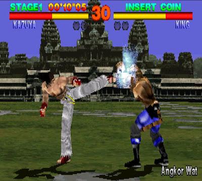Tekken+arcade+game+portable+3D+fighter+descargar+videojuego gratis