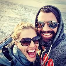 Picture of Jon Cor with girlfriend Tracy Spiridakos