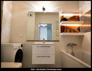 łazienka - apartament