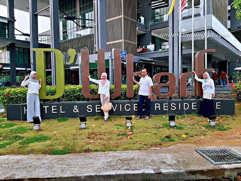 D'Wharf Hotel Port Dickson - Hotel tepi laut yang paling happening