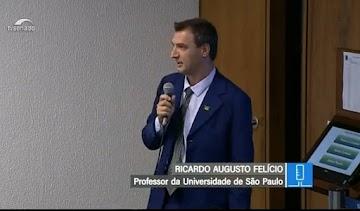 Professor da USP Ricardo Felício revela a farsa do aquecimento global e do IPCC: apresentação na TV senado