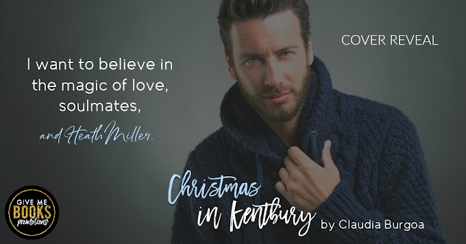 COVER REVEAL PACKET - Christmas in Kentbury by Claudia Burgoa
