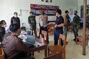 Serbuan Vaksin TNI Di Pemalang Berhasil Tekan Lonjakan Covid-19