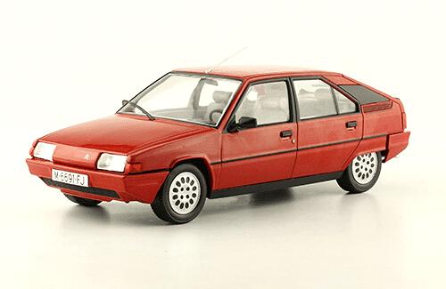 Citroën BX 16 TRS 1983 coches inolvidables salvat