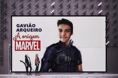 Gavião Arqueiro a Origem Marvel o Filme