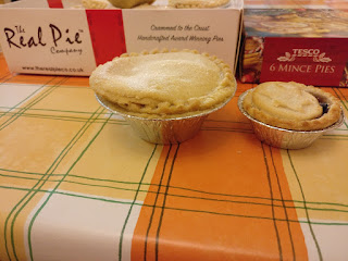 Real Pie Company Tesco Mince Pie Review