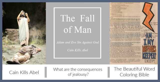 The Fall of Man (Adam and Eve, Cain and Abel)