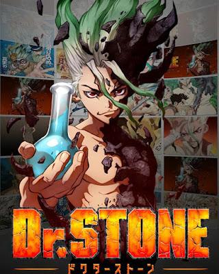Dr. Stone Temporada 1 1080p Espanol Latino