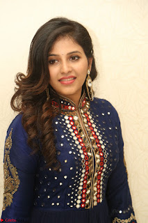 Anjali looks super cute at Chitrangada Pre Release Function March 2017 027.JPG