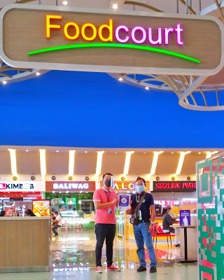 SM FOODCOURT IN BALIWAG GRANTED WITH SAFETY SEAL