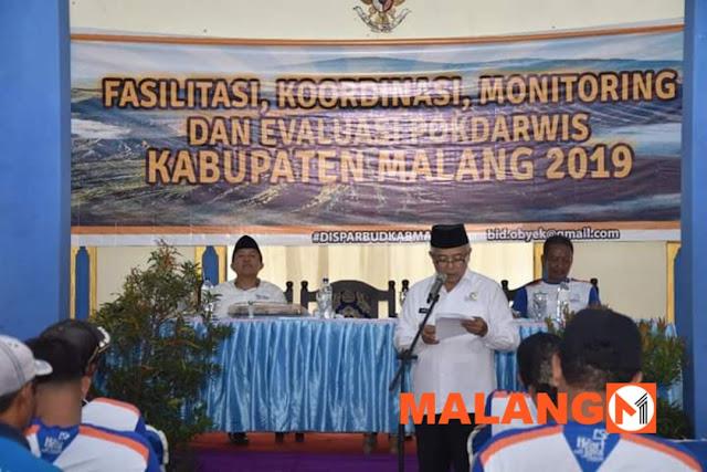 Hadiri Acara Pokdarwis, Plt Bupati : Desa Harus Munculkan Destinasi Wisata Unggulan