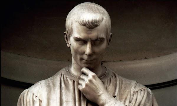 Antonio Gramsci : Apuntes sobre la política de Maquiavelo.