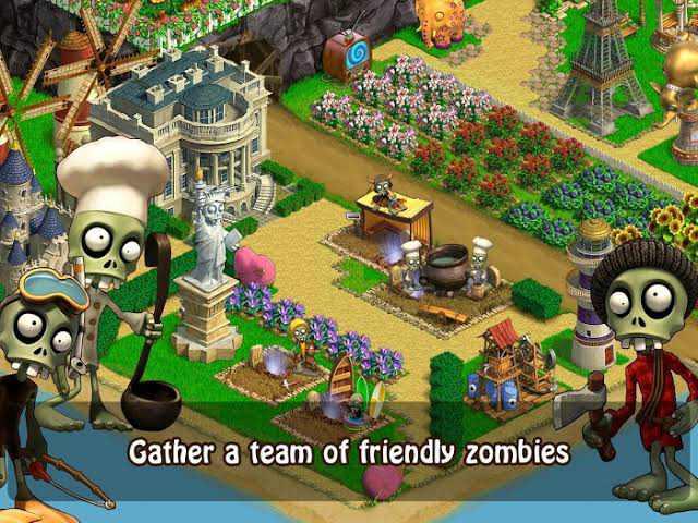Zombie Castaways Mod Apk Gameplay