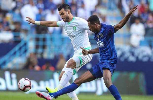 شاهد أهداف مباراة الهلال والأهلي 4-2 - ذهاب ثمن نهائي دوري أبطال آسيا