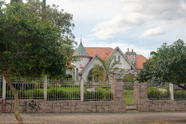 Um château na Itupava