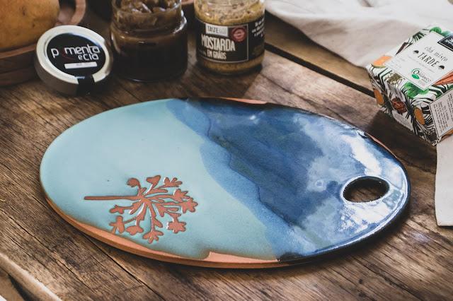 Tábua de Cerâmica - Cris Couto