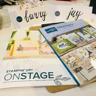#onstage2019 NEW Stampin' Up! 2019-2020 Annual Catalogue from Mitosu Crafts