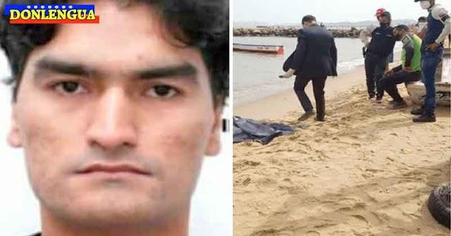 Cadáver del reportero José Luis Rodríguez fue encontrado en una playa de Puerto la Cruz