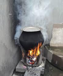 cooking with solid fuel is very harmful to Health