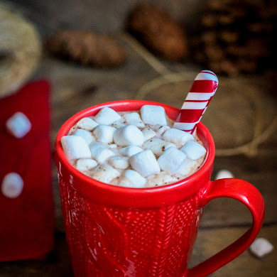 Quick & Easy Salted Caramel Hot Chocolate Recipe