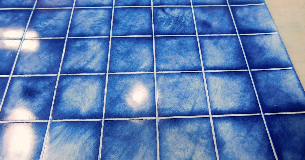 Joanne39s Minis Dollhouse Miniature Faux Ceramic Tiles