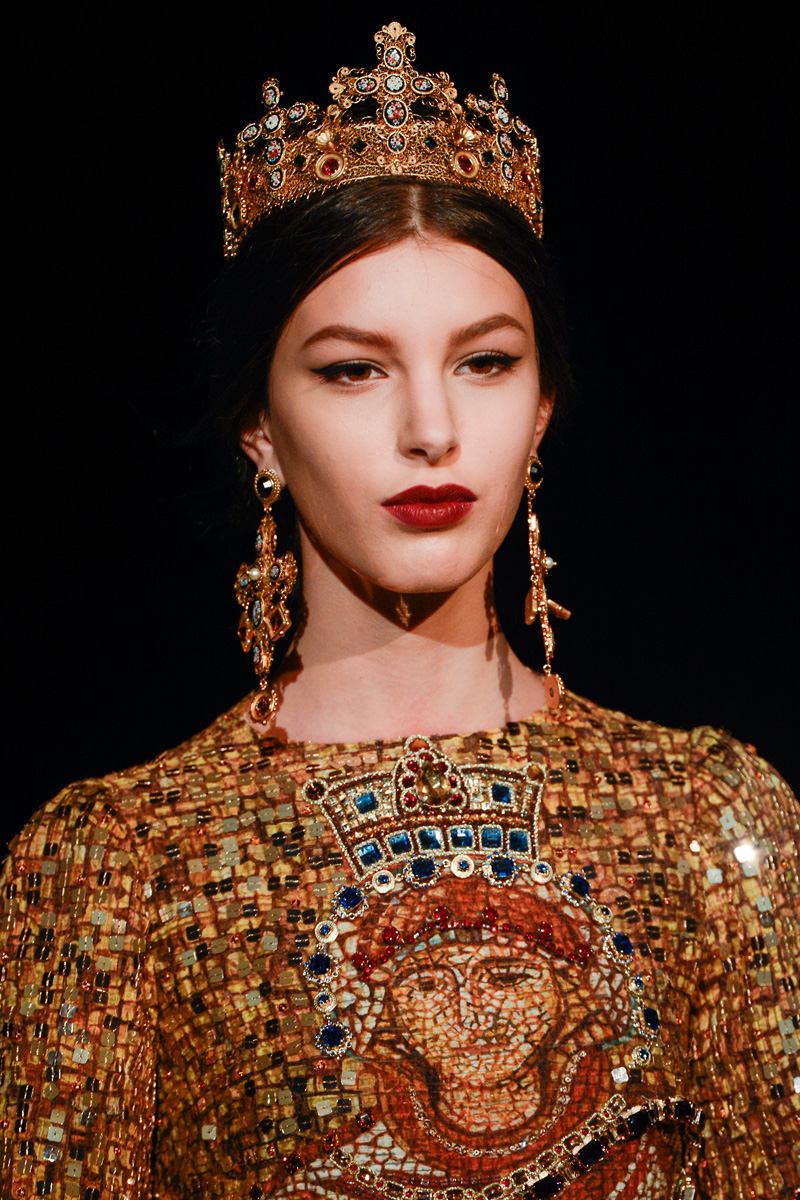 FashionPilule: Divine, Dolce And Gabbana