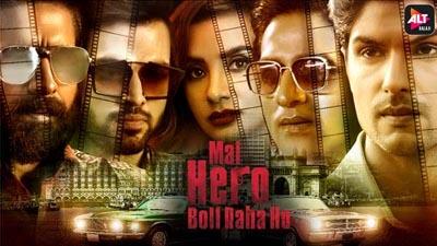 Mai Hero Boll Raha Hu poster