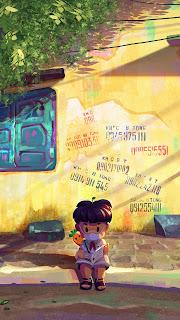 Missing School Mobile HD Wallpaper