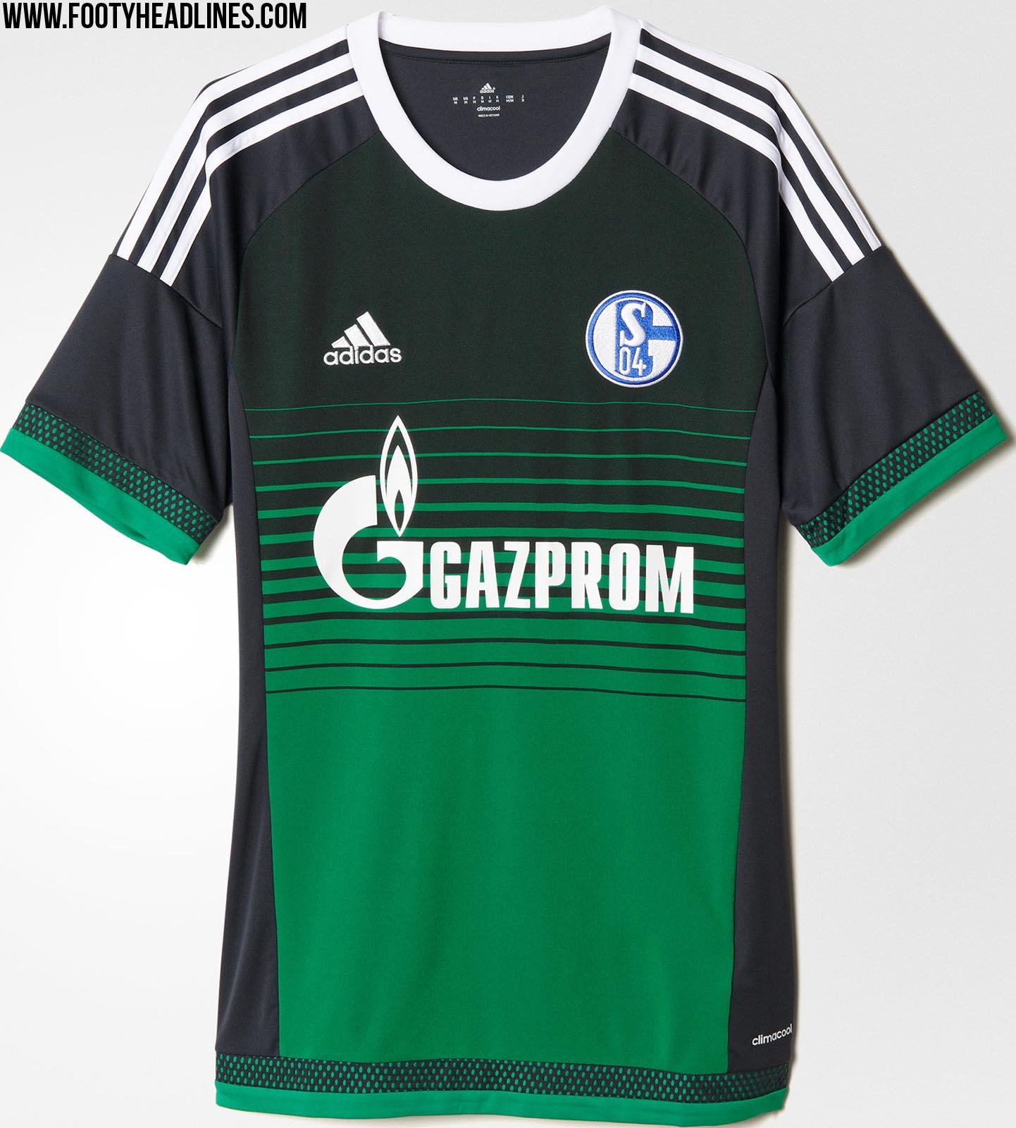 Neue Schalke Trikots