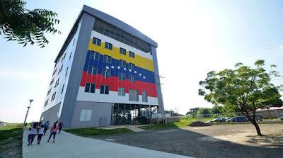 Maduro ordena habilitar a gimnasios verticales para atender pacientes covid-19